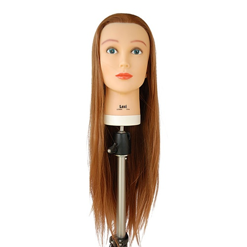 Celebrity 30quot; Cosmetology Mannequin Head Synthetic Hair