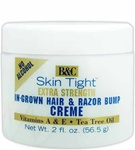 Ingrown Hair & Razor Bump Creme  Extra-strength - 2 oz